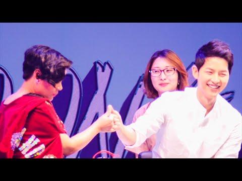 160507- 2016 SONG JOONG KI ASIA TOUR FAN MEETING IN BANGKOK