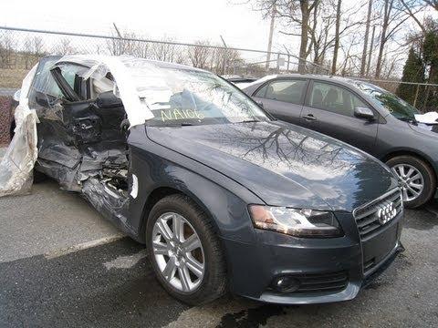2011 Audi A4 - Used Auto Parts - NA106