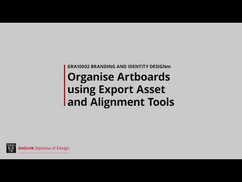 Cleaning up Artboards using Export Assets tool