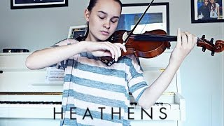 Heathens - Twenty One Pilots (Emma Dahl, Violin Cover)