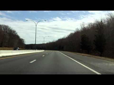 Jamestown-Verrazzano Bridge eastbound