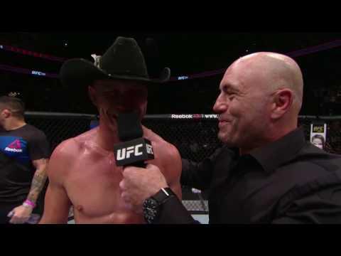 UFC 206: Donald Cerrone Octagon Interview