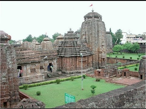 Teerthayatra Archival - Bhubaneswar (Lingaraj Temple)