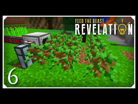 How To Play FTB Revelation | Automatic Farming! | E06 Modded Minecraft For Beginners