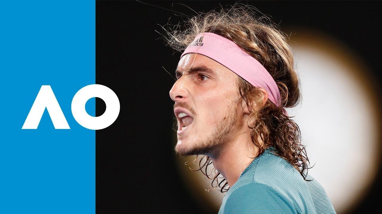 Tsitsipas Federer