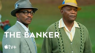 The Banker - Official Trailer | Apple TV+