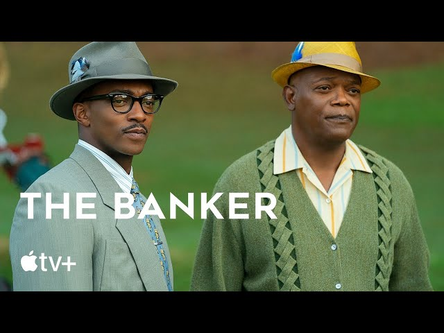 The Banker - Official Trailer | Apple TV+