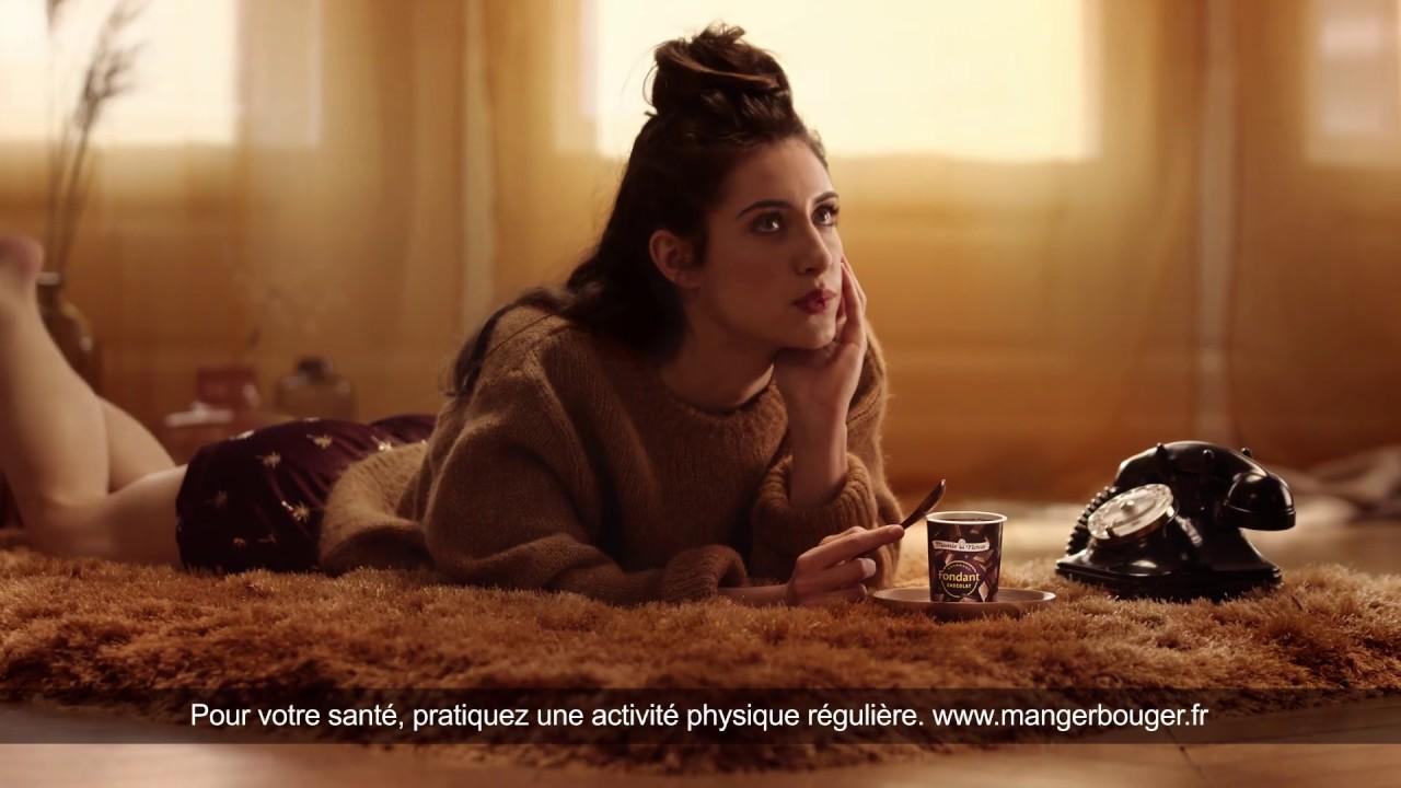 Mamie Nova Publicité 2020 - Gourmand® Fondant Chocolat ...