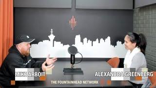 The Fountainhead Network Presents PoCommunity Episode 49: Alexandra Greenberg
