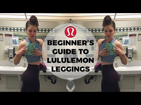 Lululemon Leggings | Wunder Under VS Align VS All The Right Places