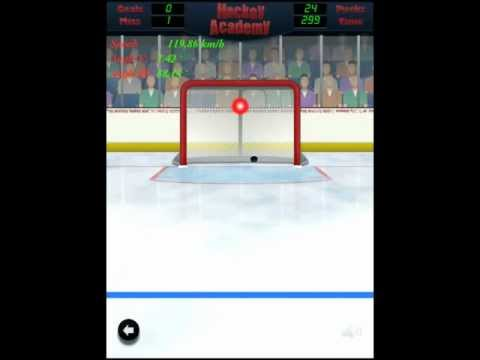 Hockey Academy Lite HD - The cool free flick sports game