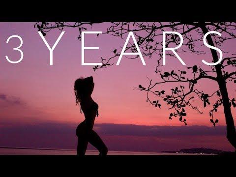 Three YEARS of Travel