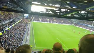 60 grand Seamus Coleman chant. Everton vs Liverpool derby day
