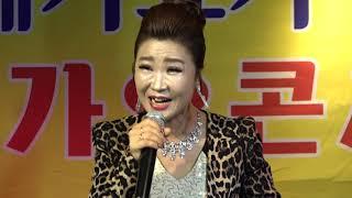 가수 성경 까치밤 대한국제가요가수예술협회 송년회 201…