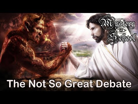 Mystery School: The Not So Great Debate
