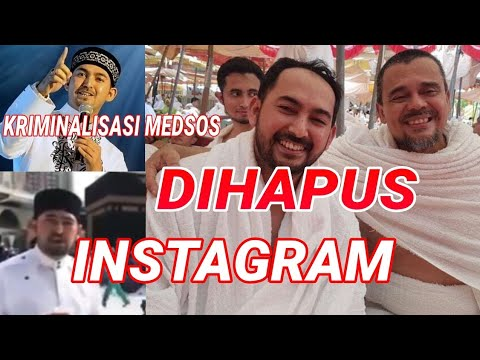 FOTO SAMA HRS DIHAPUS, UST ALHABSY PROTES INSTAGRAM;HABIB RIZIEQ SYIHAB;FPI;212;GNPF ULAMA;BAHAR B S Mp3