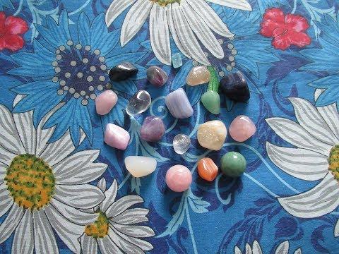 Моя коллекция камней, приобретённая в магазине Минерал Маркет/MineralMarket