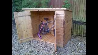 Bike Storage Shed By Optea-referencement.com