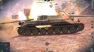 WoT Blitz 121 4.6K Ace Defensive