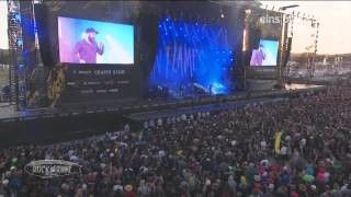 In Flames - 08.Delight And Angers Live @ Rock Am Ring 2015 HD AC3