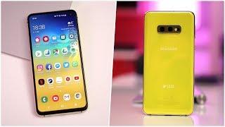 Review: Samsung Galaxy S10e (Deutsch) | SwagTab