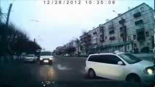 2012年12月の交通事故23本まとめ。ドライブレコーダー