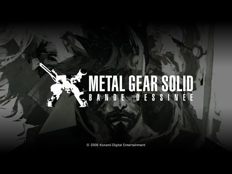 Metal Gear Solid: Bande Dessinée (Japanese)