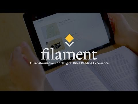 Filament Bible - Apps on Google Play