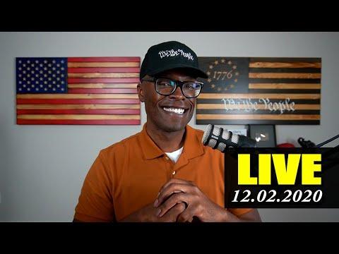 ? ABL LIVE: Lin Wood, Woke NASDAQ & Vanderbilt, Dallas Restaurant, Obama Statements, and more!