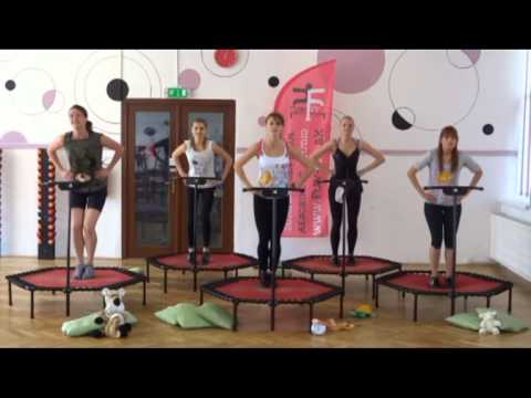 Fun-Fit Nitra, JUMPING SHAKE 2013 Travel Video