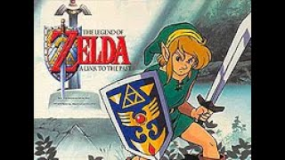 Legend of Zelda: A Link to the Past