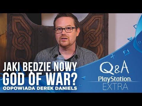 Odpowiedzi na WASZE PYTANIA prosto z Santa Monica Studio | God of War