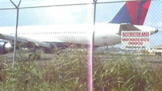 un avion ça fait du bruit