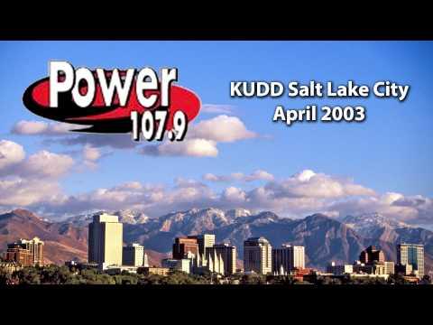 Power 107.9 Salt Lake City Aircheck (2003)