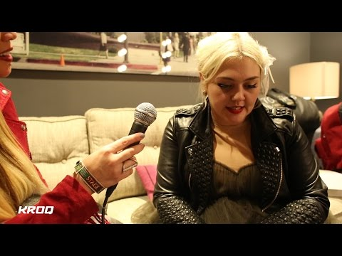 Elle King Interview - KROQ Almost Acoustic Christmas 2015