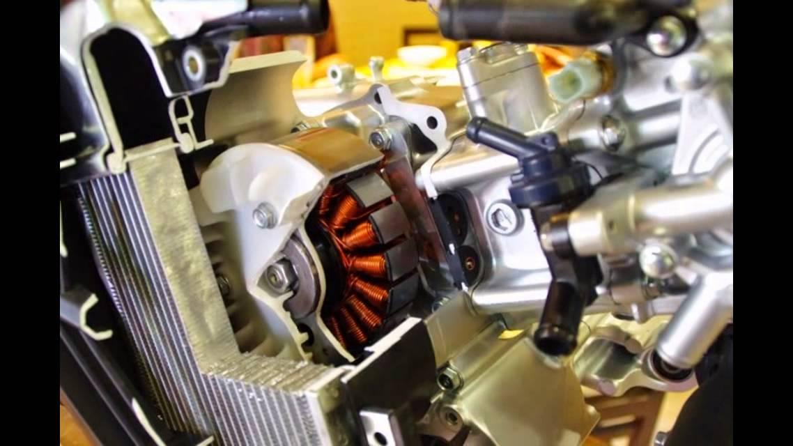 Cutting Engine Honda Vario 150