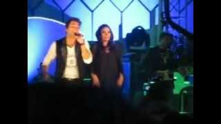 Sunidhi Chauhan and Rakesh Maini duet Live Chokra Jawan at Kolkata on 26-01-13
