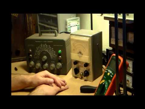 Vintage And Chinese Test Equipment HELL