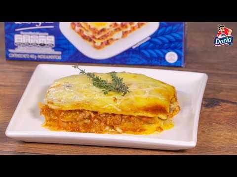 Lasagna Mixta Doria