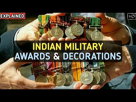 Awards And Decorations Of The Indian Armed Forces - Indian Military Awards (Hindi)