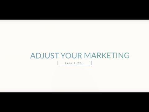 ADJUST: Your Chiropractic Marketing in Tampa, June 7-9