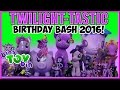 Twilight-tastic Birthday Bash 2016! Six Twilight Sparkle My Little Pony Reviews!! | Bin's Toy Bin