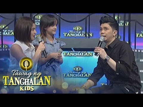 Tawag ng Tanghalan Kids: Vhong teaches German language