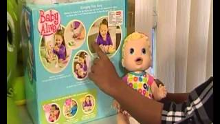 funskool baby alive changing time baby