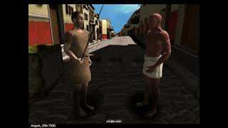 "Playthrough: ""Pompei: The Legend of Vesuvius / TimeScape: Journey to Pompeï"" day 1/4"