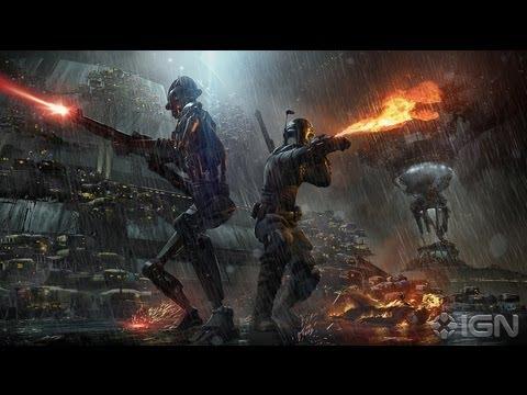 Star Wars 1313 E3 Demo Complete Full [HD]