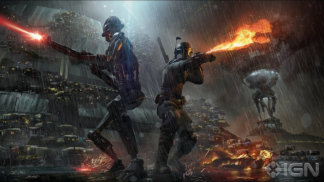 Image result for Star Wars: 1313