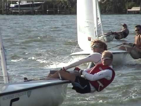 2004 Eckerd College Sailing Team
