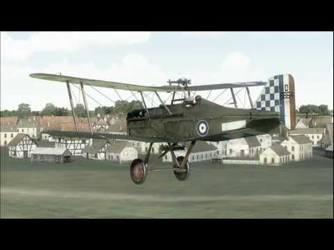 SE5 Airfield Attack