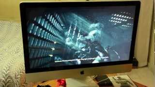 "iMac 27"" 2011: Call Of Duty: Modern Warfare 3 SinglePlayer Gameplay MW3"